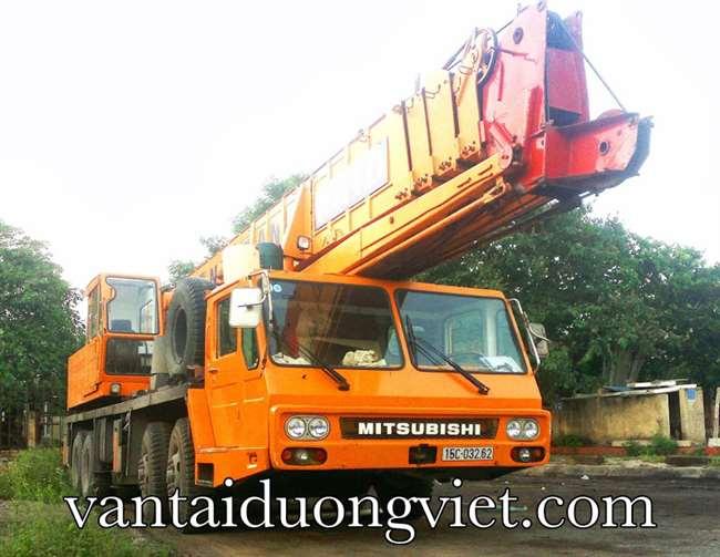 Thue xe cau, Thuê xe cẩu tại Hà Nội