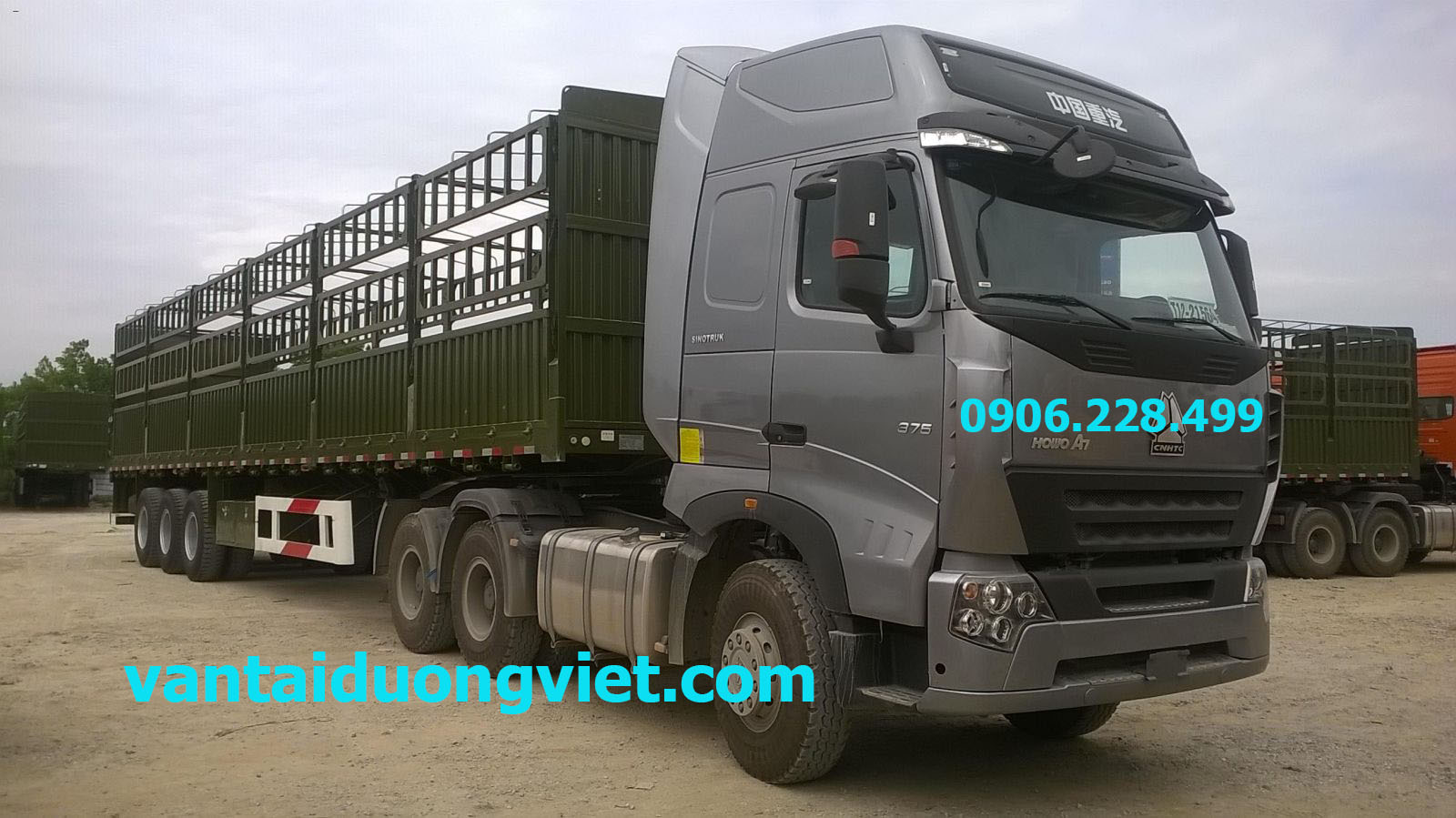 Cho thuê xe tải, dịch vụ chuyển hàng