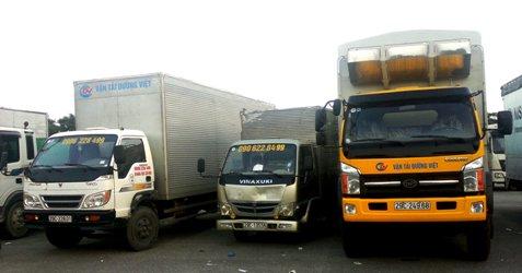 Van chuyen hang hoa, dịch vụ Vận chuyển hàng hóa nội địa, dich vụ vận chuyển, vận chuyển